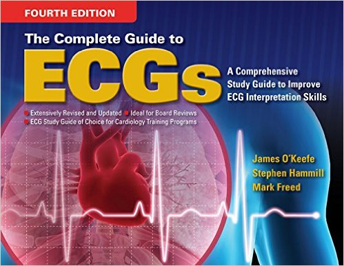 The Complete Guide to ECGs,4/e