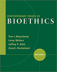 Contemporary Issues in Bioethics,8/e