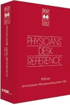PDR: Physicians' Desk Reference,66/e(2012)
