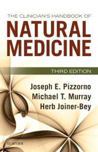 The Clinician's Handbook of Natural Medicine, 3/e