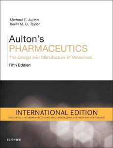 Aulton's Pharmaceutics: The Design and Manufacture of Medicines,5/e(IE)