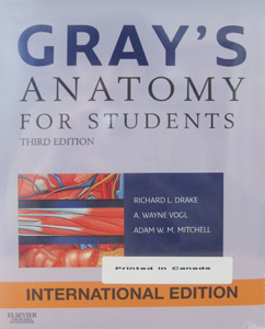 Gray's Anatomy for Students,3/e(IE)