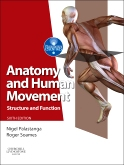Anatomy & Human Movement,6/e: Structure & function