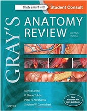 Gray's Anatomy Review,2/e-with STUDENT CONSULT Online Access