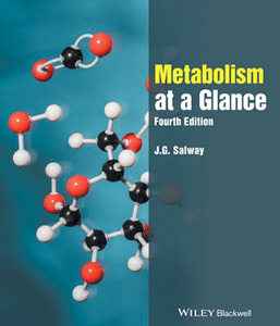 Metabolism at a Glance,4/e