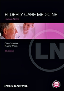 Lecture Notes:Elderly Care Medicine,8/e