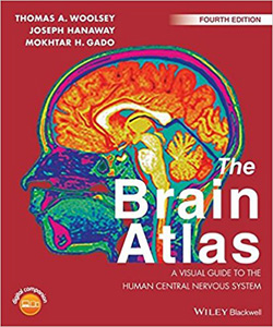 The Brain Atlas: A Visual Guide to the Human Central Nervous System, 4/e