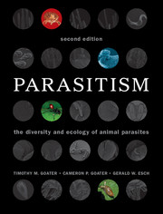 Parasitism: The Diversity and Ecology of Animal Parasites,2/e
