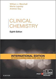 Clinical Chemistry,8/e(IE)-with Student Consult Access