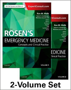 Rosen's Emergency Medicine: Concepts and Clinical Practice: 2-Volume Set, 9/e