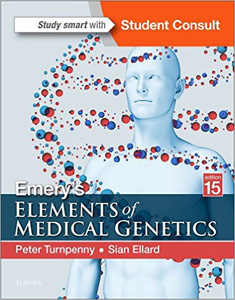 Emery's Elements of Medical Genetics,15/e