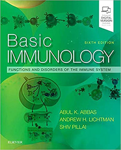 Basic Immunology 6e-Functions and Disorders of the Immune System