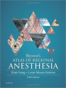 Brown's Atlas of Regional Anesthesia,5/e