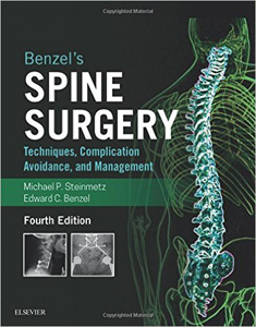 Benzel's Spine Surgery,4/e(2Vols)