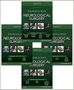 Youmans & Winn Neurological Surgery,7/e(4Vols)