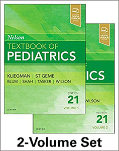 Nelson Textbook of Pediatrics 21e (2Vols)