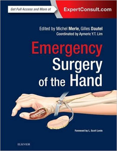 Emergency Surgery of the Hand,4/e