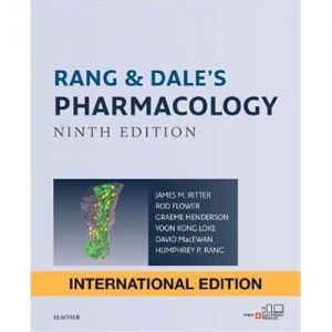 Rang and Dale's Pharmacology 9e (IE)