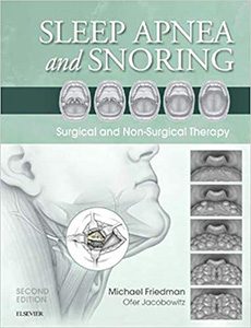 Sleep Apnea and Snoring: Surgical and Non-Surgical Therapy 2e