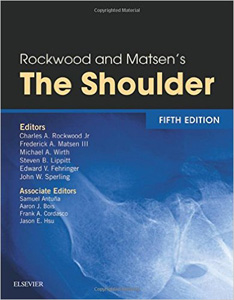 Rockwood and Matsen's The Shoulder, 5/e