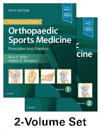 DeLee, Drez and Miller's Orthopaedic Sports Medicine 5e (2Vols)