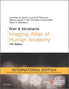 Weir & Abrahams' Imaging Atlas of Human Anatomy,5/e(IE)