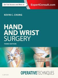 Operative Techniques: Hand and Wrist Surgery, 3/e