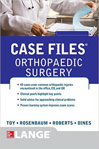 Case Files:Orthopaedic Surgery(IE)