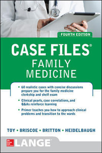 Case Files:Family Medicine,4/e(IE)