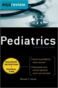 Deja Review Pediatrics,2/e(IE)