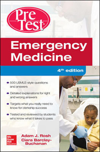 Emergency Medicine PreTest Self-Assessment and Review,4/e(IE)