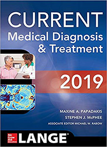 CURRENT Medical Diagnosis and Treatment 2019 58e