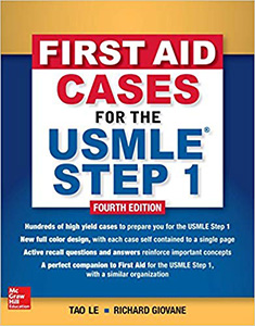 First Aid Cases for the USMLE Step 1 4e