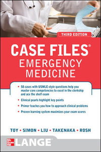 Case Files:Emergency Medicine,3/e(IE)