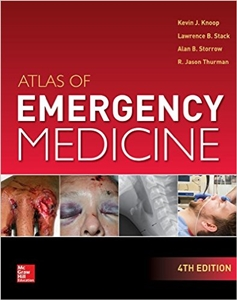 Atlas of Emergency Medicine,4/e