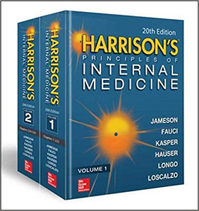 Harrison's Principles of Internal Medicine 20e (2Vols)