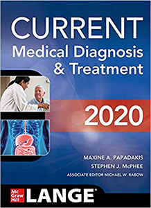 CURRENT Medical Diagnosis and Treatment 2020 59e
