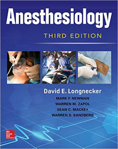 Anesthesiology,3/e
