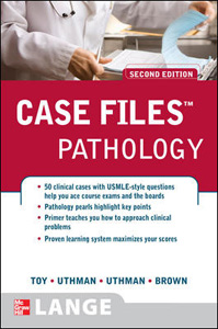 Case Files:Pathology,2/e(IE)