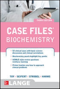 Case Files Biochemistry,3/e(IE)