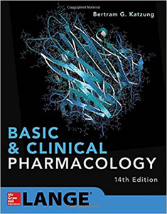 Basic and Clinical Pharmacology,14/e(IE)