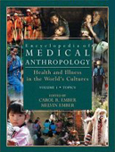 Encyclopedia of Medical Anthropology(2vols)
