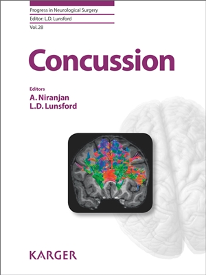 Concussion(Progress in Neurological Surgery 28)