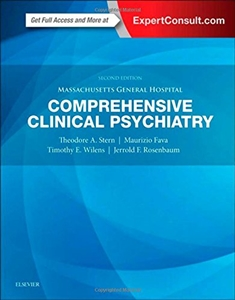 Massachusetts General Hospital Comprehensive Clinical Psychiatry,2/e