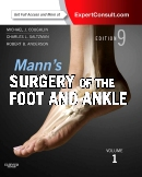 Mann's Surgery of the Foot & Ankle,9/e(2Vols)
