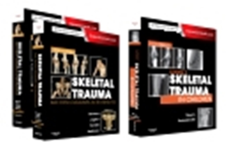 Skeletal Trauma(2vols) and Green's Skeletal Trauma in Children Package,5/e