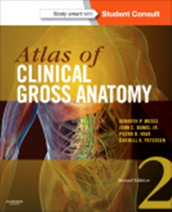 Atlas of Clinical Gross Anatomy,2/e: With STUDENT CONSULT Online Access