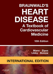 Braunwald's Heart Disease,10/e(1vol): A Textbook of Cardiovascular Medicine(IE)