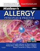 Middleton's Allergy,8/e(2Vols): Principles & Practice