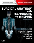 Surgical Anatomy & Techniques to the Spine,2/e